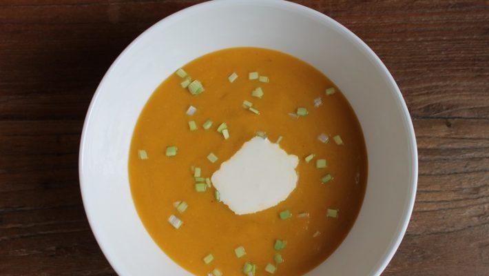 Glutenfri suppe