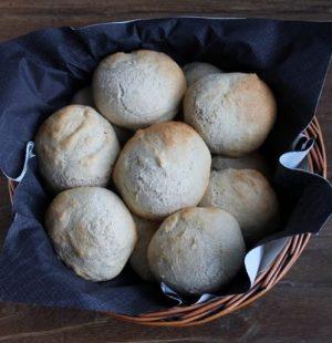 Glutenfrie og melkefrie scones